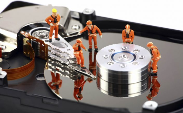 Employing Data Recovery Manchester Professionals